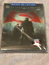 BATMAN v SUPERMAN Lenticular Blu-Ray Steelbook Novamedia New Sealed Numbered