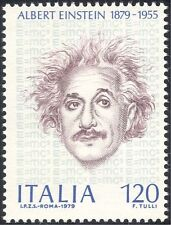 Italy 1979 Einstein/Science/Scientists/People/Space/Nobel Prize 1v (n44156)