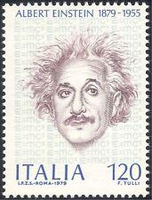 Italia 1979 Einstein/ciencia/científicos/personas/espacio/Premio Nobel 1v (n44156)