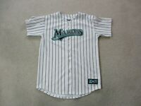 Florida Hanley Ramierz Marlins Baseball Jersey Youth Extra Large White SEWN Kids