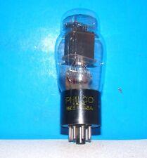 Type 50C6G Philco vintage vacuum tube valve radio tested ST shape audio 50C6