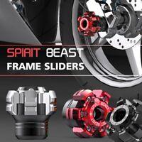 SPIRIT BEAST Slider Moto Frame Sliders Motorbike Motocross Motorcycle Protection