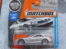 Coches, camiones y furgonetas de automodelismo y aeromodelismo Matchbox, Mercedes de escala 1:64