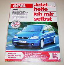 Reparaturanleitung Opel Zafira A - Benziner / Erdgas / Diesel - ab 1999!