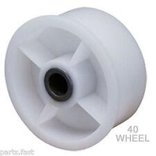 NEW MAYTAG ADMIRAL DRYER IDLER WHEEL (SEE MODEL FIT LIST BELOW)