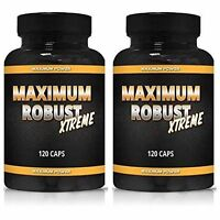 2x Maximum Robust anabol Testosterone Booster Testo Booster Muskelaufbau