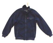 Abrigos y chaquetas de hombre azules Levi's de poliéster
