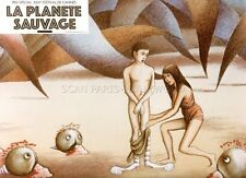 LA PLANETE SAUVAGE  ROLAND TOPOR  RENE LALOUX 1973 VINTAGE PHOTO ORIGINAL #9