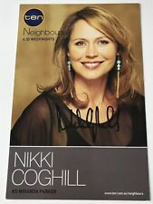 NIKKI COGHILL *Miranda Parker* NEIGHBOURS 2006 Cast Fan Card