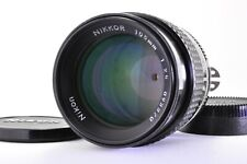 【Exce+++++】NIKON Ai-s NIKKOR 105mm f/2.5 Prime MF SLR Lens  AIS From JAPAN A207