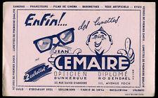BUVARD lunettes jean lemaire opticien DUNKERQUE-ROSENDAEL