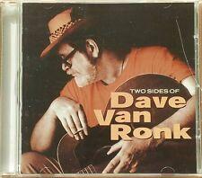 Dave Van Ronk - Two Sides of Dave Van Ronk (CD)