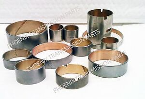 4R100 Transmission Bushing Kit 12 pieces 1998 and Up fits Ford