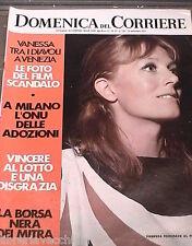 LA DOMENICA DEL CORRIERE 14 settembre 1971 Colombo Dizzy Gillespie Ancona Baert