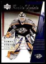 2002-03 Upper Deck Rookie Update Tomas Vokoun #57