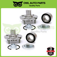 Front Wheel Bearing & Hub Kit Pair of 2 for 2001 2002 2003 2004-2011 Ford Focus