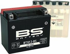 Batterie Piaggio Beverly RST 4T 4V ie, 300ccm, Bj.:10-, YTX12-BS Wartungsfrei