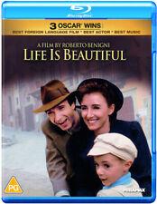 Life Is Beautiful Blu-ray (2020) Roberto Benigni cert PG ***NEW*** Amazing Value