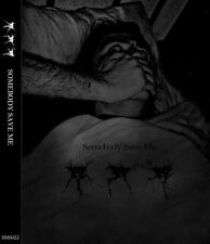 …(dot dot dot) - Somebody Save Me CD 2009 black metal Self Mutilation Services