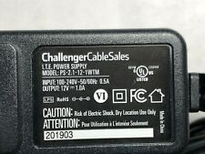 Challenger Cable Sales Switching Power Supply PS-2.1-12-1WTM