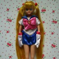RARE Sailor Moon Plush Doll Toy Figure 1993