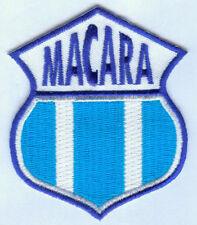 Club Social y Deportivo Macara Ecuador Football Badge Patch