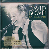 David Bowie : Lost Radio Tapes CD (2018) ***NEW*** FREE Shipping, Save £s
