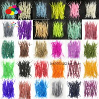 Goose Feathers 20-25cm 8-10 inch Carefully Crafted Smooth Dyed Goose Biots Juju
