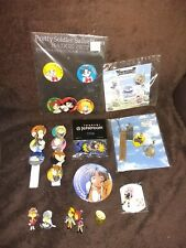 Pretty Soldier Sailor Moon Valkyria Gunparade +More Anime Enamel Pin Badge  Lot