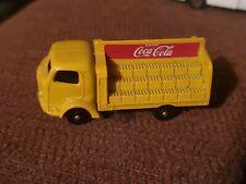 Vintage Matchbox Lesney No. 37 Karrier Bantan 2 Ton Coca Cola