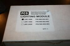 PCS LM1-1000 LIGHTING MODULE POWERLINE CONTROL SYSTEMS NEW IN BOX