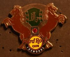 Hard Rock Cafe Foxwoods Chinese Year of The Horse pin 2014