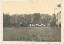 Foto Polen-Soldaten- Stadt  -Name ???  2.WK  (e999)
