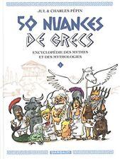 50 Nuances de grecs Tome 1 | Dargaud