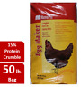 Manna Pro Family Farm Egg Maker 15 Percent Layer Crumbles Chicken Feed 50 Lbs