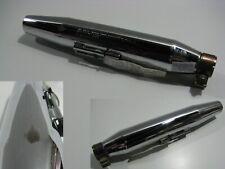 Auspuffendtopf Auspuff-Endtopf unten vo Zyl Harley Dyna Super Glide Custom FXDCI