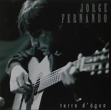 Jorge Fernando-Terra D?Agua  (UK IMPORT)  CD NEW