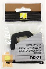 Genuine Nikon DK-21 DK21 Rubber Eyecup D750 D610 D600 D7000 D90 D80