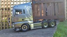 Tamiya Man Truck Lorry Decal Sticker 1/14