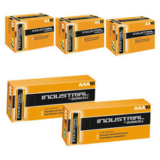 50 Duracell Industrial 30 AA 20 AAA Alkaline Batteries Procell MN1500 1.5V LR6