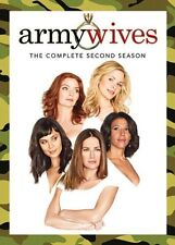 Army Wives Season 2 Second TV Series Region 1 New DVD (5 Discs)