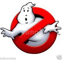 Eßbar Ghostbusters Tortenaufleger NEU Party Deko Tortendeko 1 2 3 Film dvd Geist