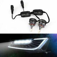 2X For Osram Hyz Led HB3/HB4 12V25W6000K 49005/6Cw Cool White Car Lamp Headlight