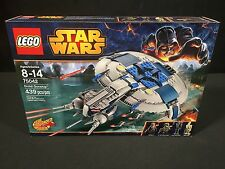 NEW Lego Star Wars 75042 Droid Gunship - Sealed! Retired!