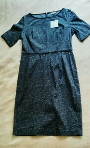 """Elegant""""GREAT PLAINS""""London Imperial Blue Lady s Dress Size XL New New with Tag"""