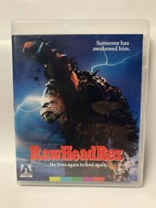 RAWHEAD REX Arrow UK Special Edition BLU-RAY cult 80s monster horror