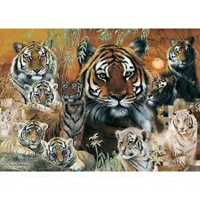 NEW! Otter House Into the Wild by Pollyanna Pickering 1000 piece tiger jigsaw