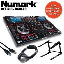 Numark NVII NV2 4 Channel Professional USB DJ Serato Controller inc FREE BUNDLE