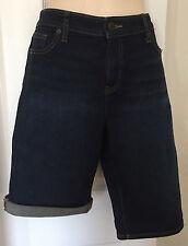 GAP Donne Bermuda Pantaloncini Di Jeans Nuovo con Etichetta Taglia 12 -14