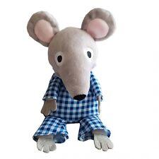 WARMIES Cozy Plush Soft Mini Charlie souris lavande parfumée à micro-ondes Jouet